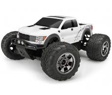 HPI Racing 1/16 Savage XS Flux Ford F-150 SVT Raptor RTR