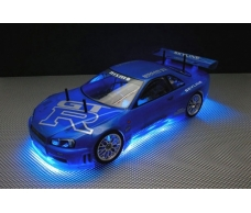 RC NEON BLUE UNDER CAR
