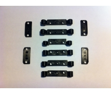 GT14 Hinge Pin Mounts (Narrow Set )