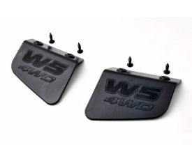 Rear Mudguard Set W5
