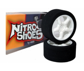 Jaco Nitro Shoes 2-Stage Front 45 Shore 26mm
