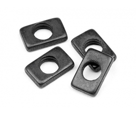 HPI101226 Steering Nut 3Mm (4Pcs)