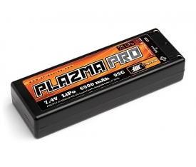 HPI 106399 PLAZMAPRO 7.4V 6500MAH 95C LIPO BATTERY