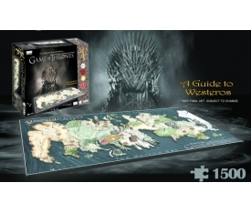 4D Cityscape GAME OF THRONES  Puzzle