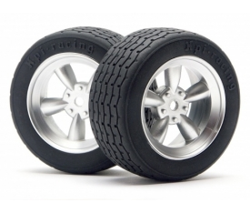 HPI4797 Vintage Racing Tyre 31Mm D-Compound