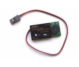 Prolux  15-25V LiPo Battery Alarm