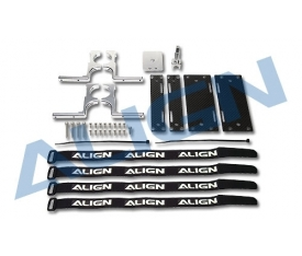 800E Auxiliary Battery Mount Set