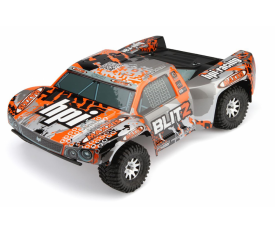 Blitz 1/10 Scale RTR Electric 2WD Short-Course Truck w/2.4GHz