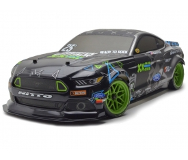 HPI 1/10 RS4 Sport3 Drift RTR Ford Mustang Vaughn Gittin Jr. Body