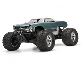 HPI 1/8 1967 Pontiac GTO Clear Body 200mm