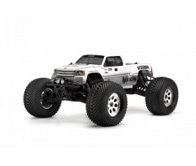 HPI Racing 1/8 GT Gigante Clear Body Savage XL