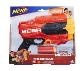 Hasbro Nerf Mega Tri Break E0103