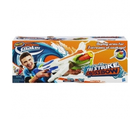 Hasbro Nerf Super Soaker Tri Strike Crossbow Soaker A4836