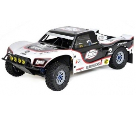 Losi 5IVE-T 1/5 Scale 4WD Short Course Truck w/26cc Gasoline Engine (Black) (BND)