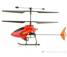 RC helicopter Nine Eagle Solo V1 2.4 GHz (red)