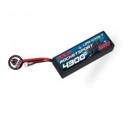 Team Orion 4300Mah LiPo 11.1V 25C