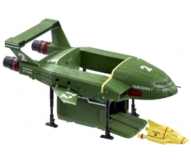 Thunderbirds TB2 with Mini TB4 Vehicle, Multicolored