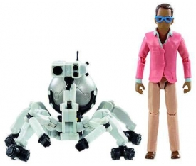 Thunderbirds Are Go Brains & M.A.X. 3.75'' Action Figure 2-Pack M.A.X