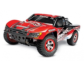Traxxas Nitro Slash 3.3 1/10 2WD RTR Short Course Truck w/TQ 2.4GHz Radio