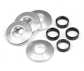 HPI101305 Wheel Spacer Set (4Pcs)