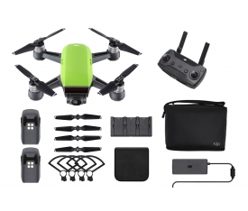 DJI Spark Fly More Combo Drone (Yeşil)