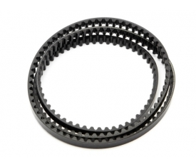 HPI Racing 4mm Urethane Front Belt (169T)