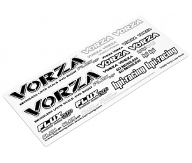 HPI103683 Vorza Logo Decal