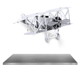 Metal Earth Fokker D-VII 3D Metal Puzzle