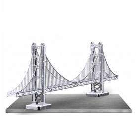 Metal Earth Golden Gate Bridge 3D Metal Puzzle