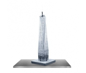 Metal Earth One World Trade Center 3D Metal Puzzle