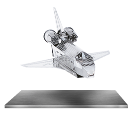 Metal Earth Space Shuttle Atlantis 3D Metal Puzzle