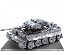Metal Earth Tiger I Tank 3D Metal Puzzle