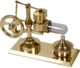 UMS STIRLING ENGINE SMALL (GOLD)