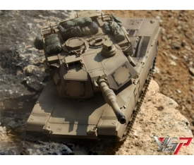 US M1A2 ABRAMS-DESERT-AIR SOFT